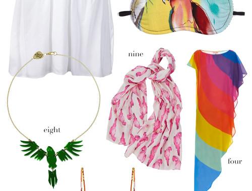 parrot-clothes