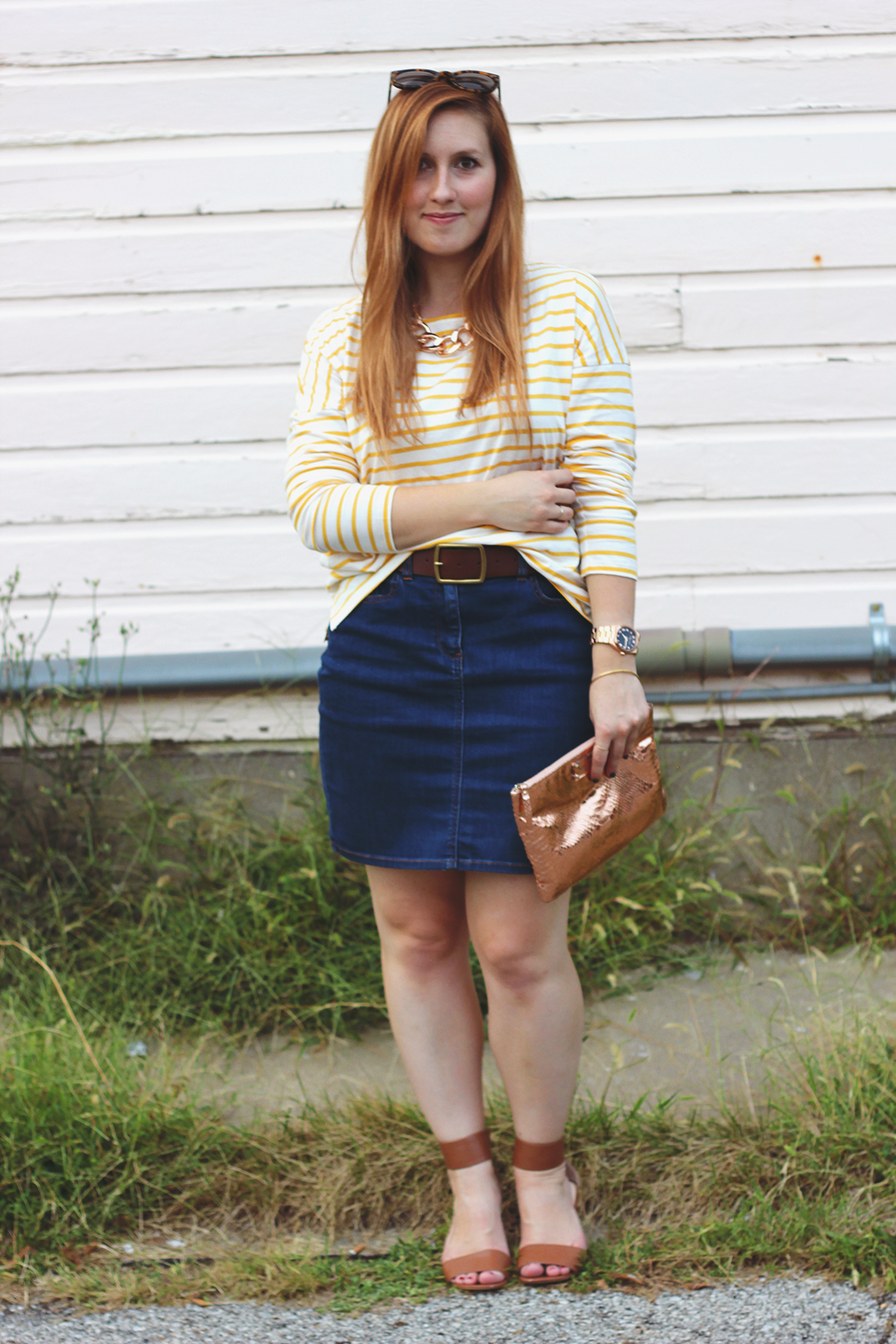 yellow-striped-shirt-denim-skirt-10