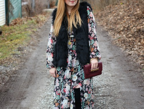 faux-fur-vest-floral-maxi-dress-otk-boots-1