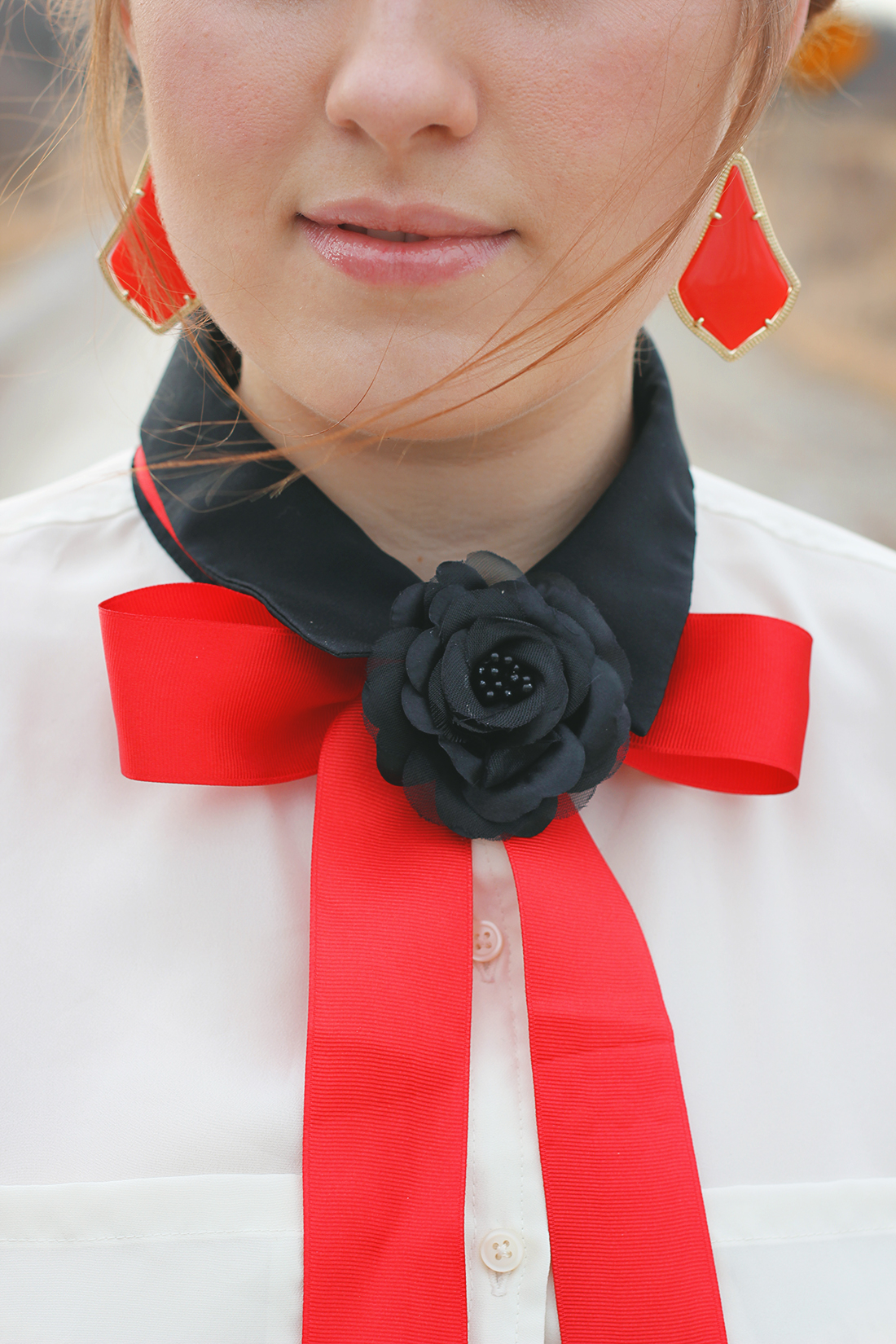 5858d8a22a3 ... DIY Gucci-Inspired Bow Tie