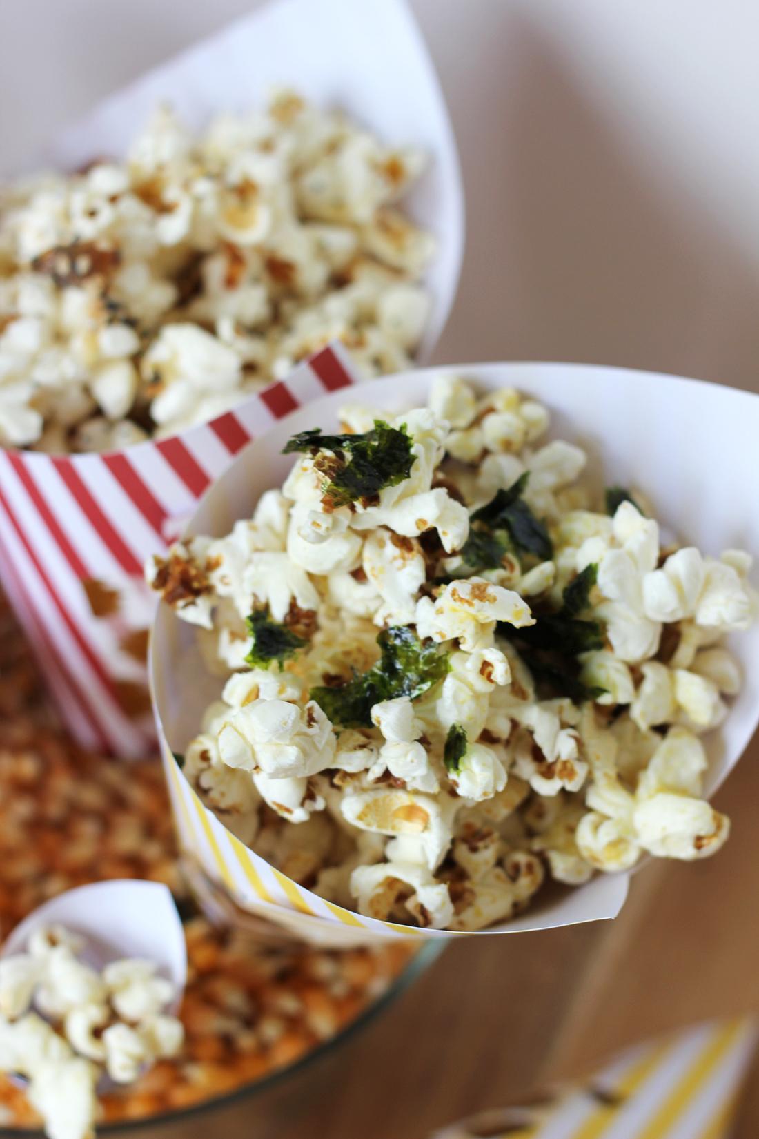 2 Popcorn Recipes For Your Oscars Party Homemadebanana
