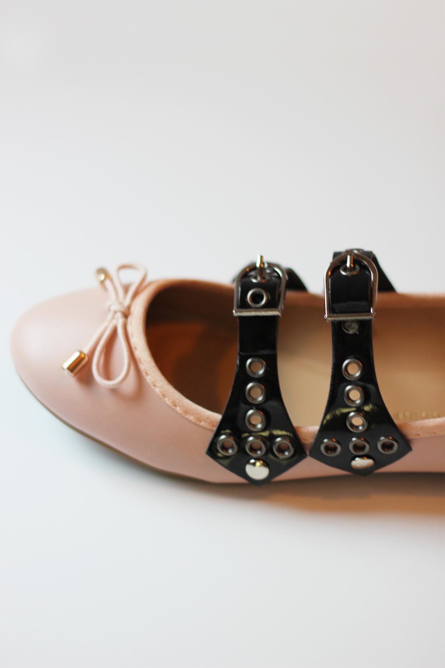 diy-discount-miu-miu-ribbon-ballet-flats-100
