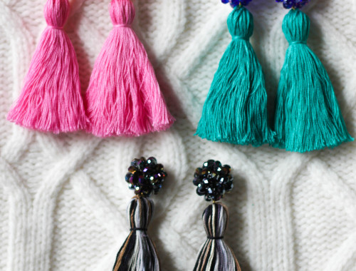 diy-crystal-and-tassel-earrings-1