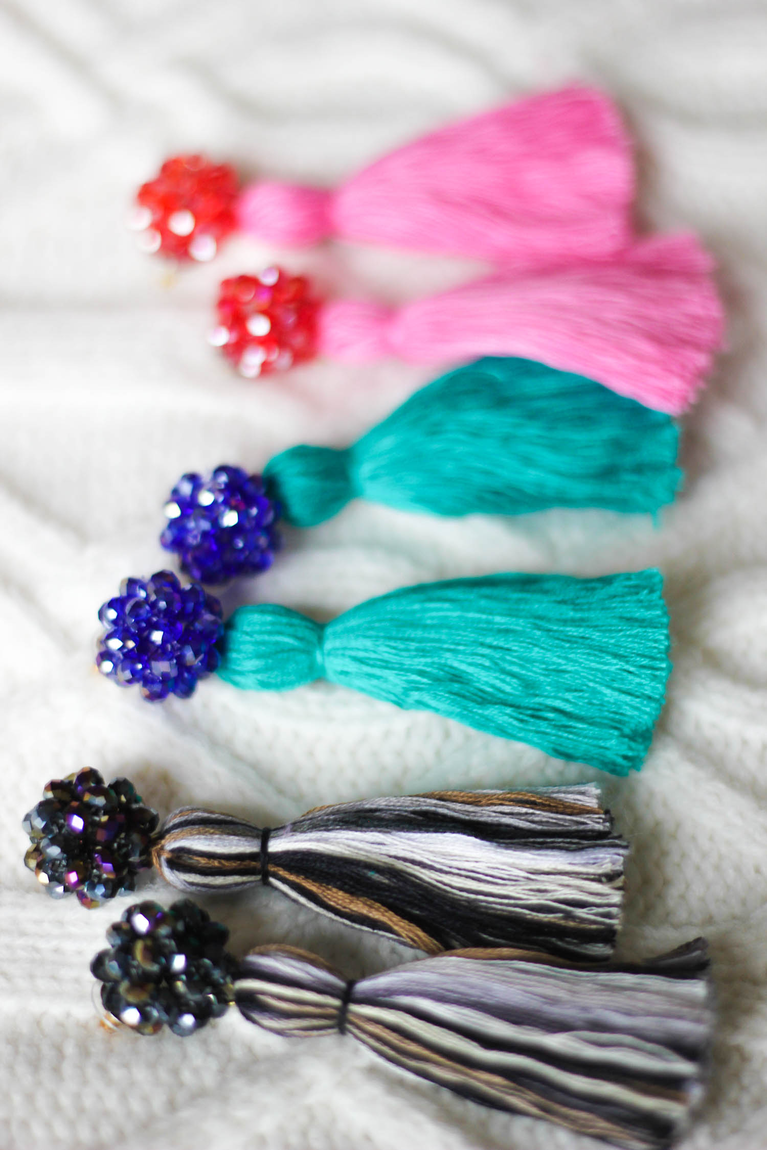 diy-crystal-and-tassel-earrings-5