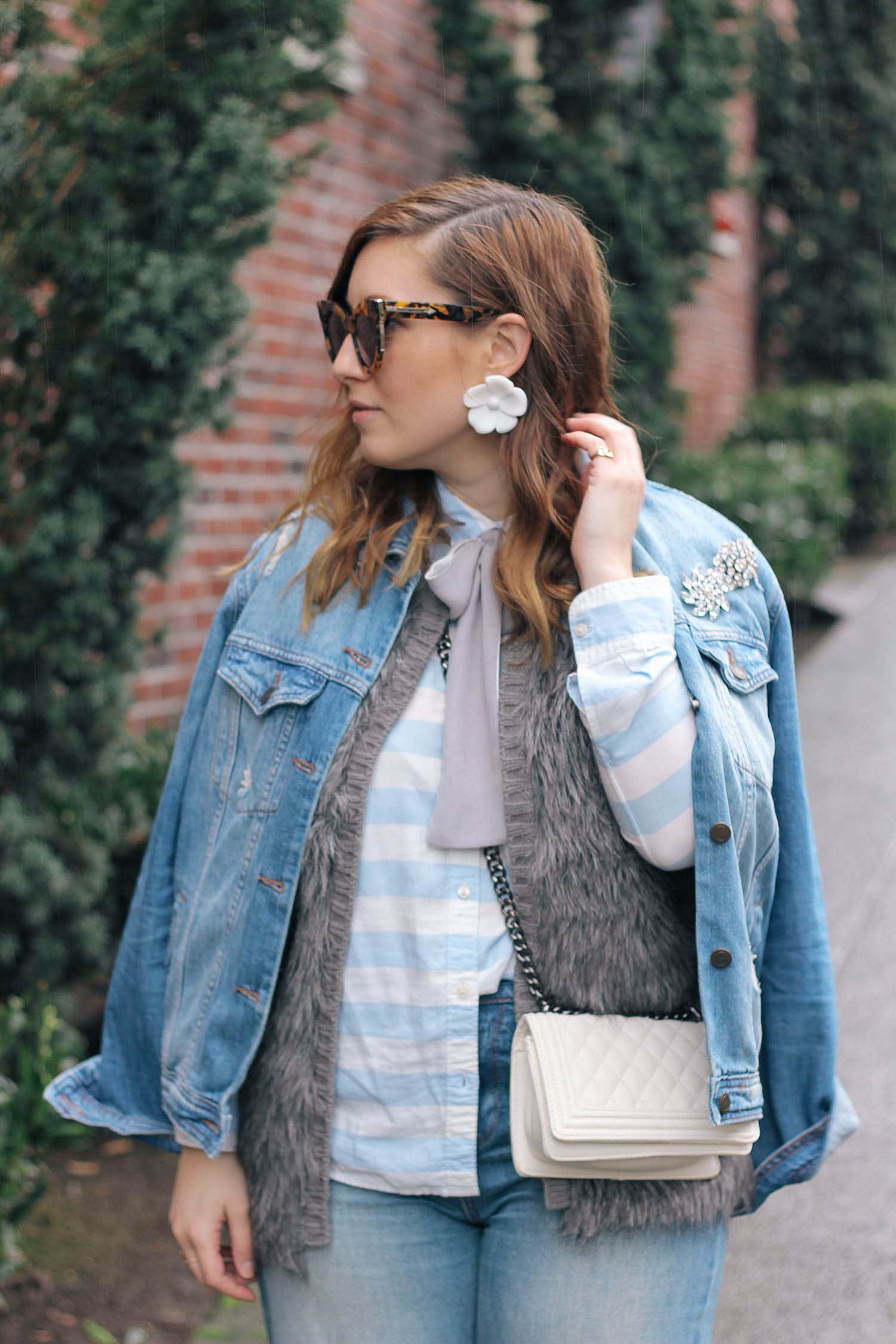 fur-vest-denim-culottes-2