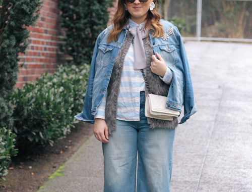 fur-vest-denim-culottes-6