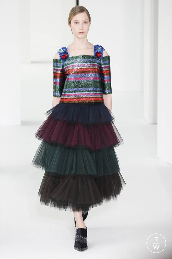 striped-tulle-dress