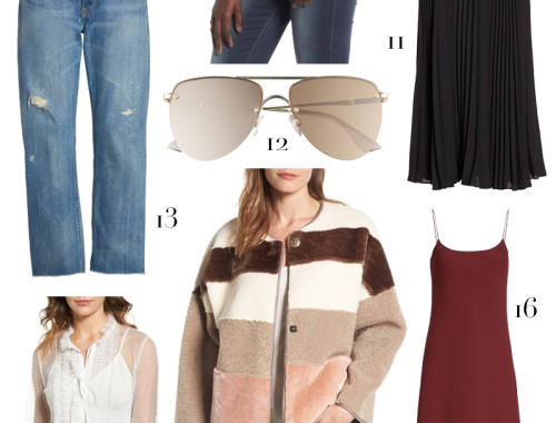 Shop my picks from the Nordstrom Anniversary sale—there's plenty of stuff still in stock!
